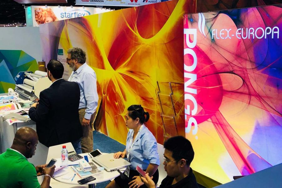Trade fair I SGI Dubai 2018
