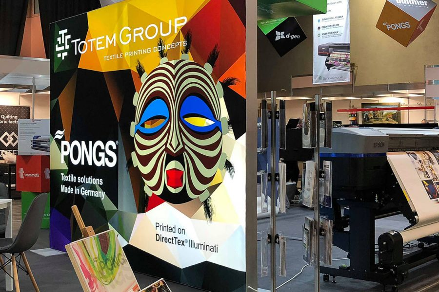 Totem Group I Designs von PONGS®