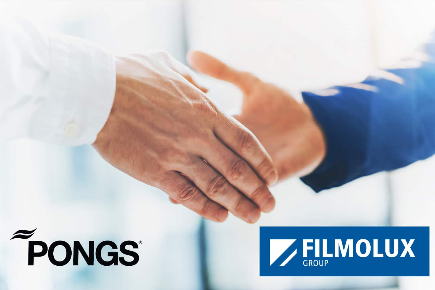 PONGS® | Cooperation with Filmolux Group